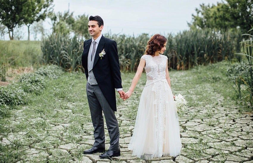 Norway destination wedding by the nordic sea - Traditional style wedding romania ...