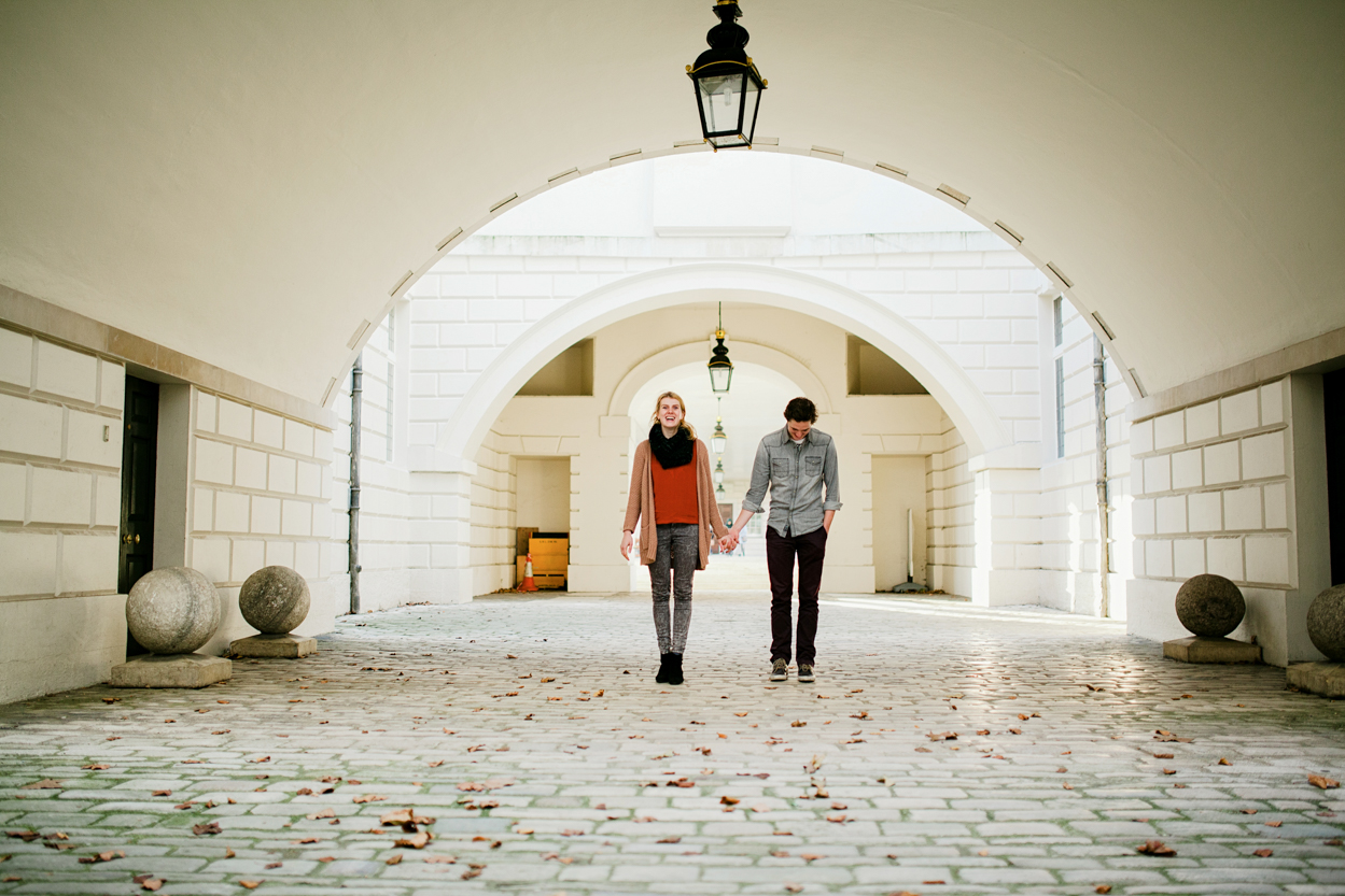 Proposal photo shoot in Greenwich by Greenwich wedding photographer
