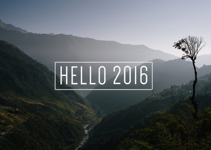 Dear 2016 | Personal Diary