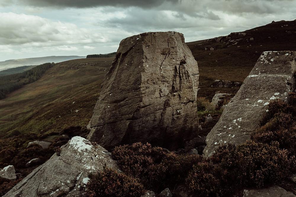 Drake Stone in Northumberland