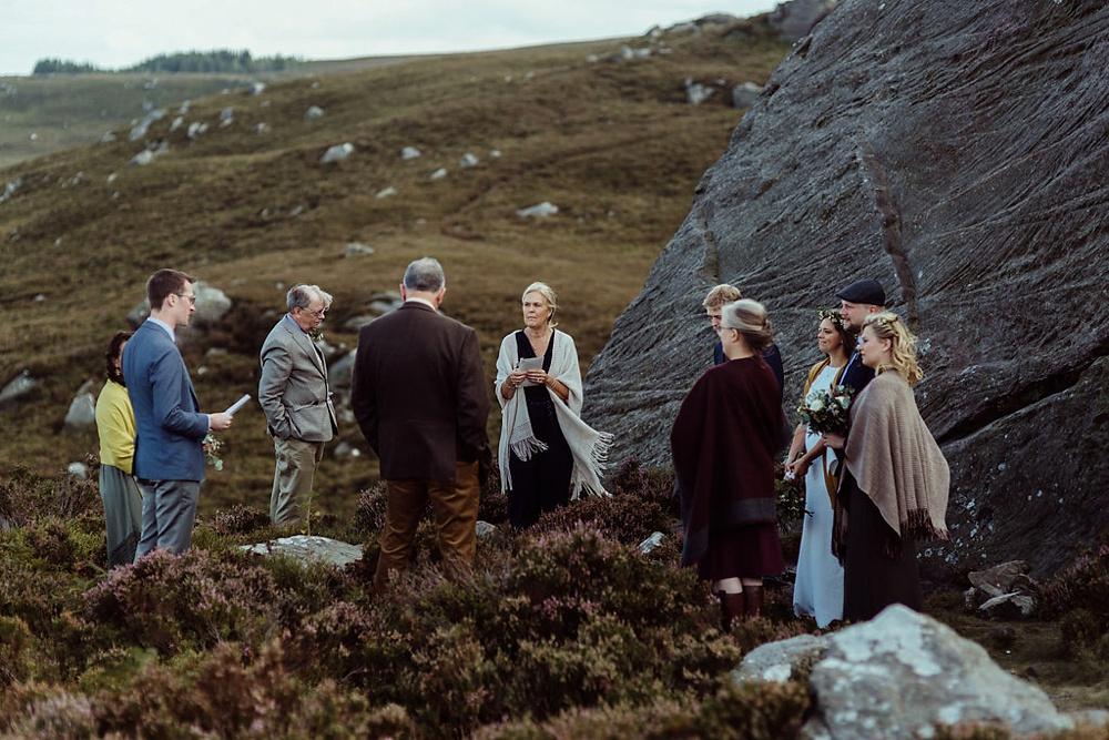 elopement wedding photography Northumberland
