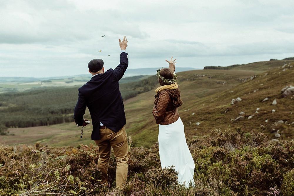 northumberland elopement photography