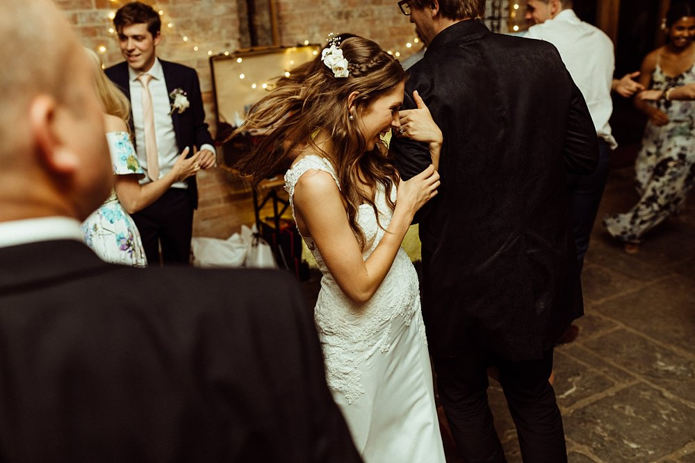 Cotswolds wedding reception