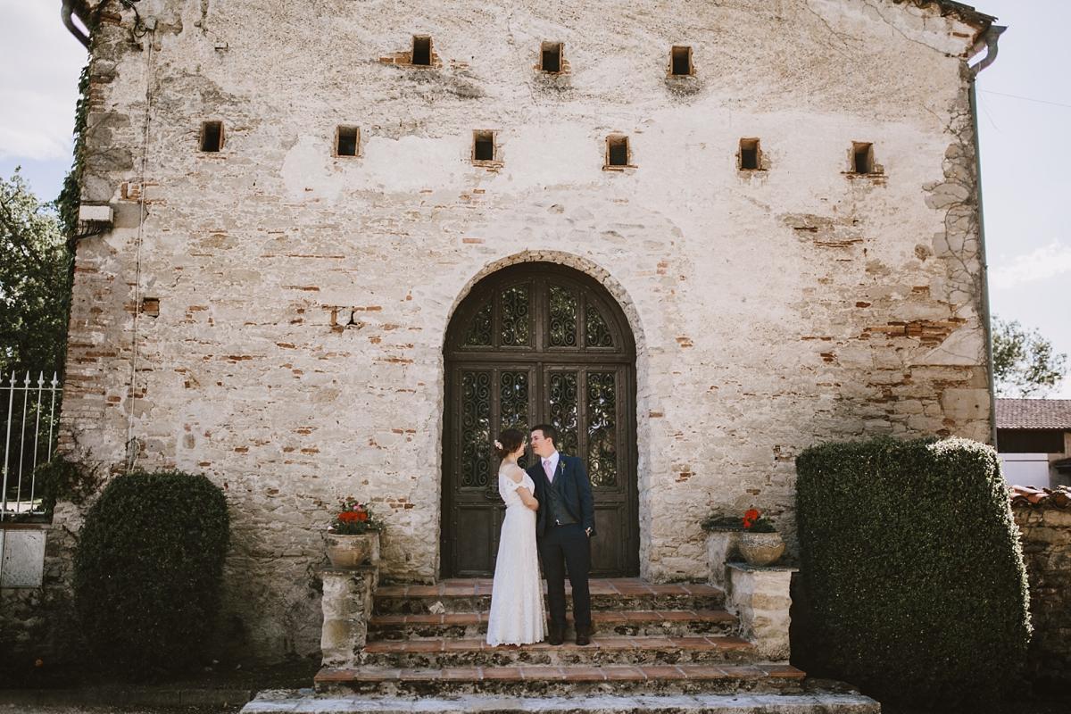Chateau Du Croisillat France Wedding Photographer
