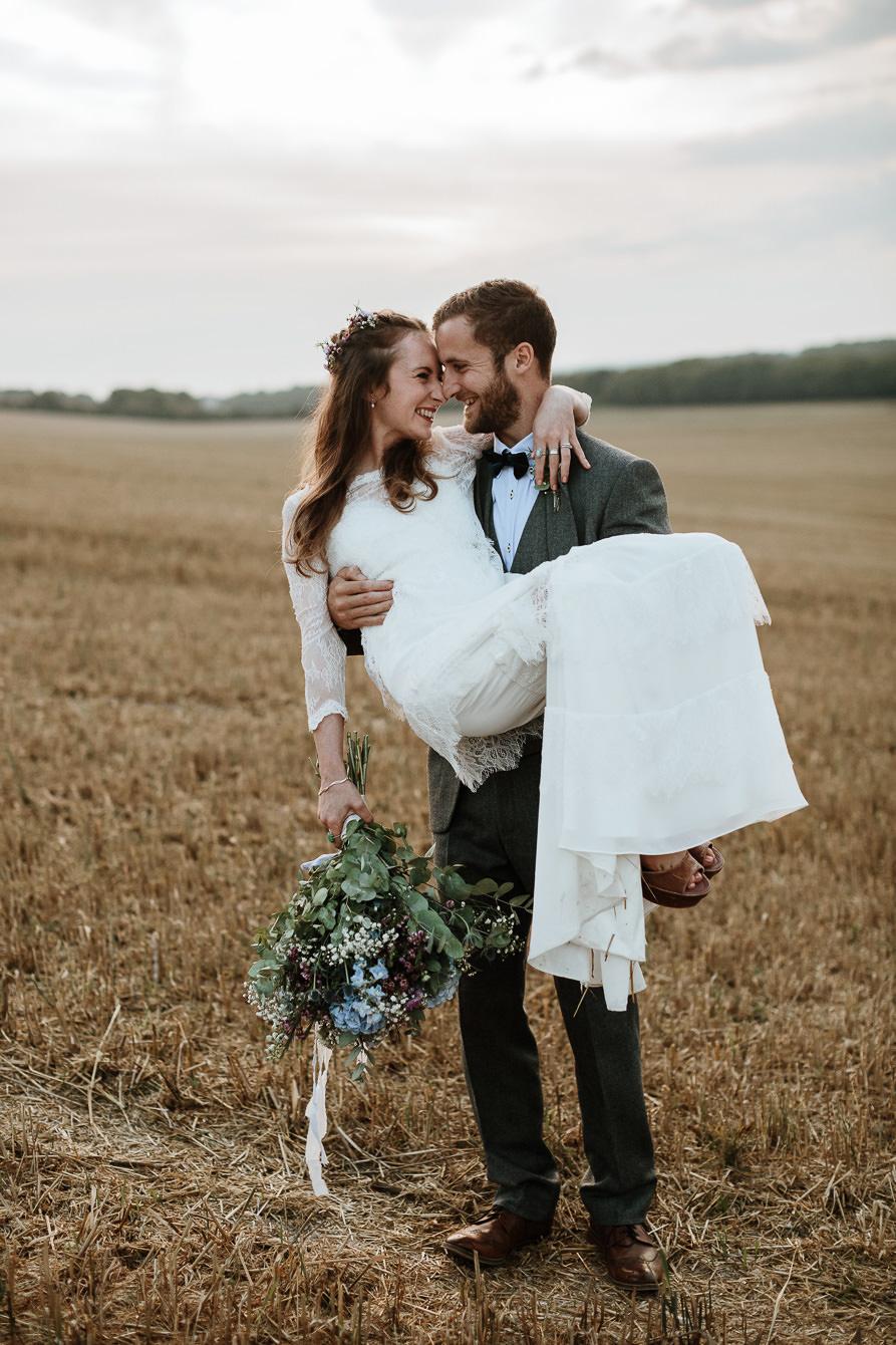 wedding portraits at Wanborough Great Barn Wedding