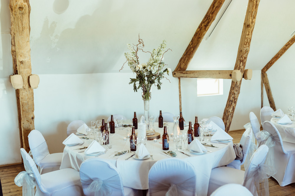 tall wedding reception arrangements to avoid on wedding day