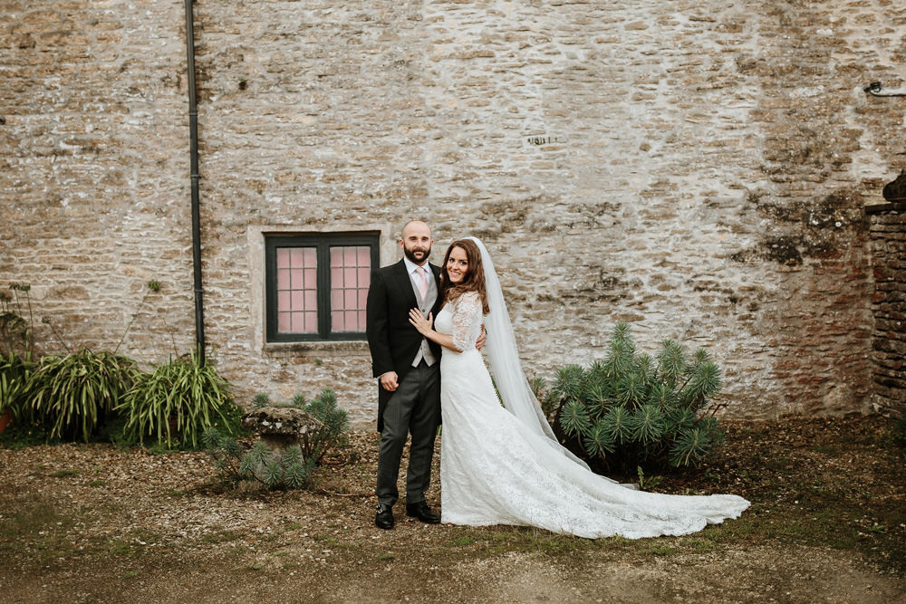 elegant posh wedding dorset