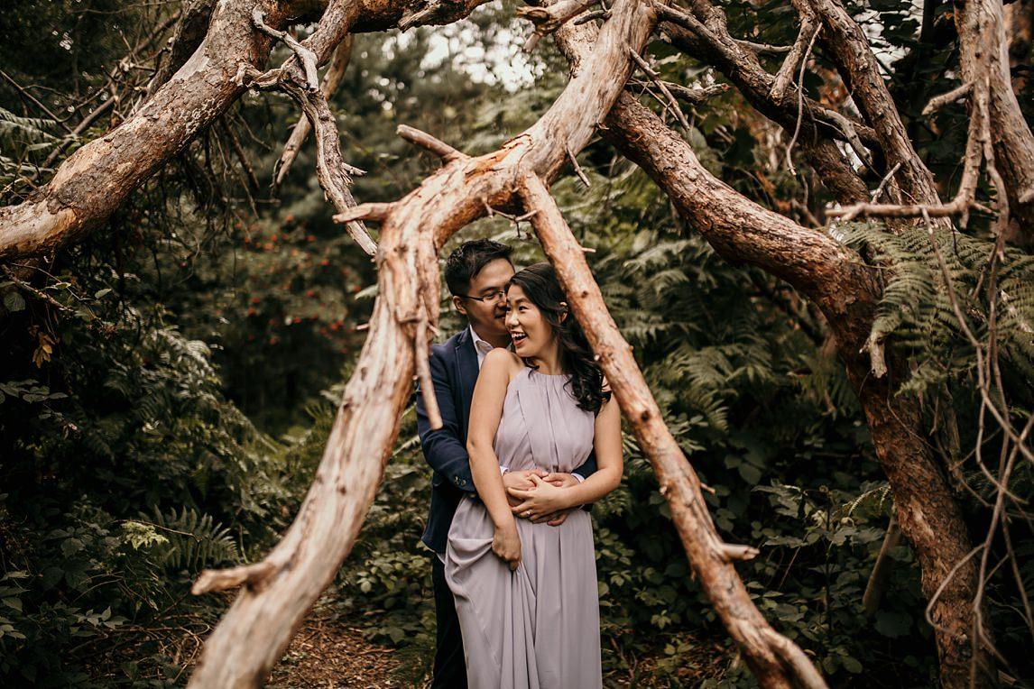 hampstead heath engagement shoot london photographer