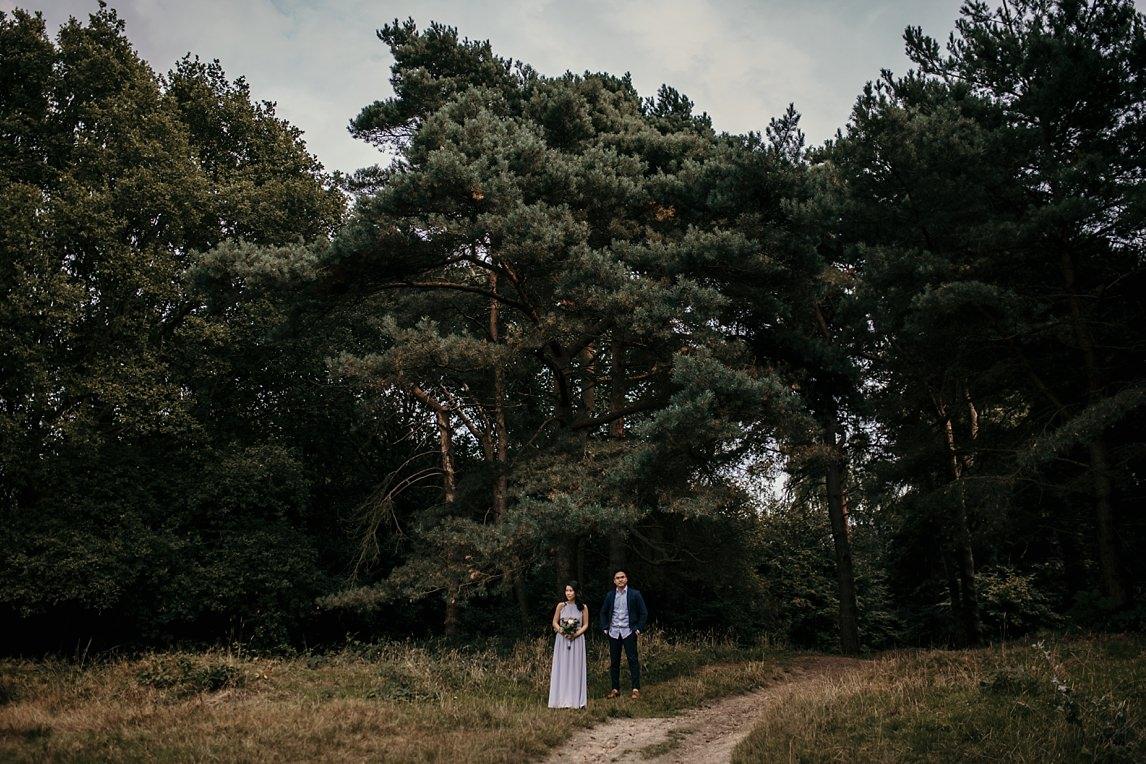 Pergola hill gardenshidden gem london engagement shoot