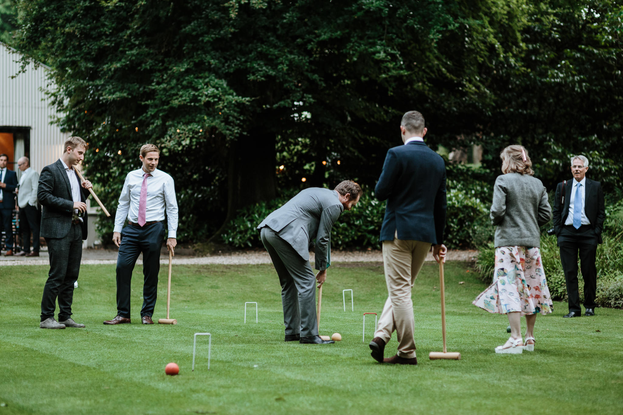 garden games for weddings ideas