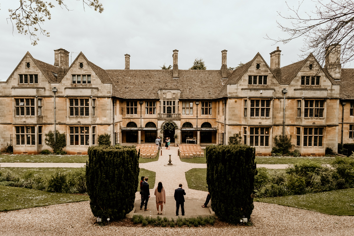 Coombe Lodge Blagdon wedding venue somerset