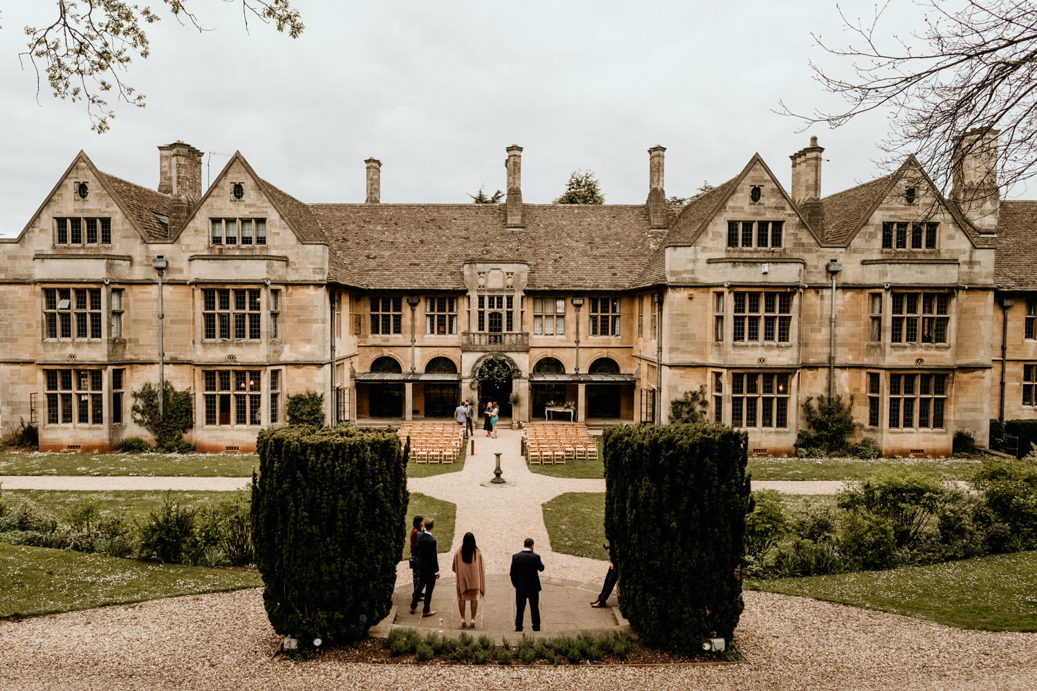 Coombe Lodge Blagdon wedding venue in Somerset