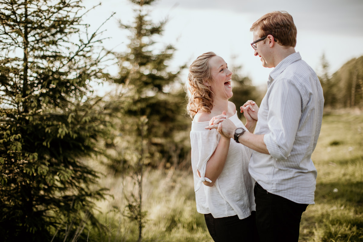 cotswolds countryside engagement session