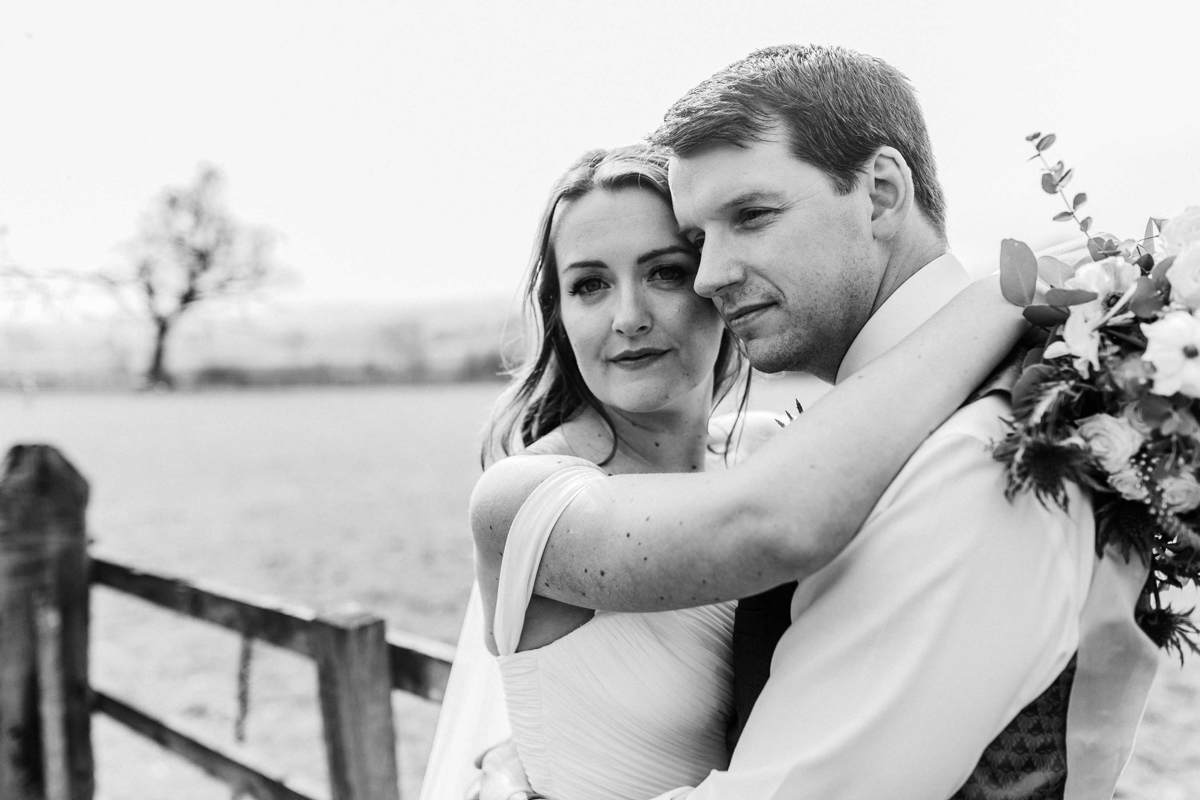 bride and groom wedding portraits at the hyde house