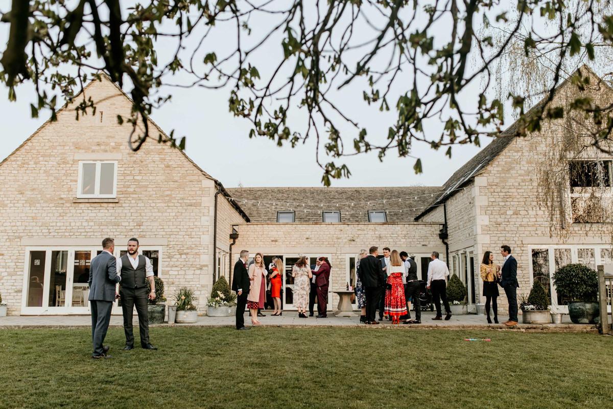 hyde house wedding venue cotswolds