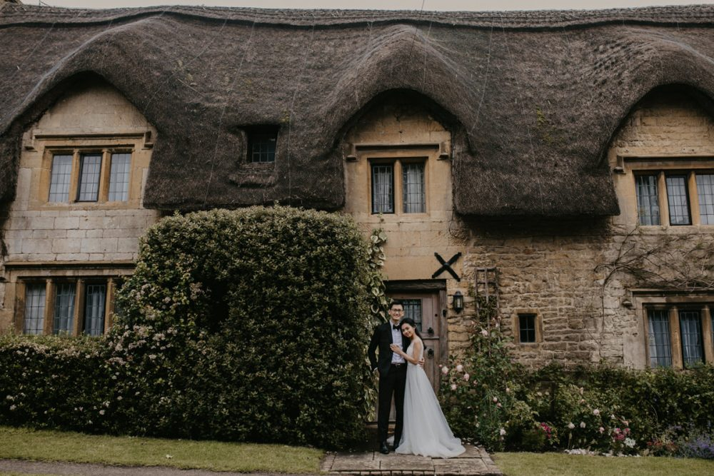 Chipping Campden pre-wedding photo session in the Cotswolds